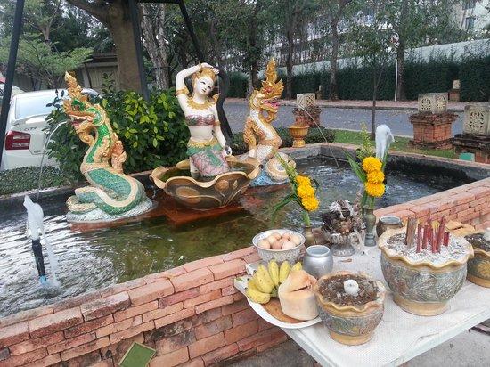 Wora Bura Resort & Spa:                   View