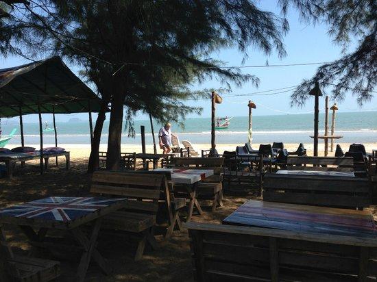 The Beach Village:                   Beach