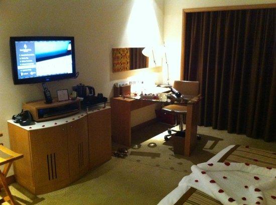 Sankara Nairobi: bedroom