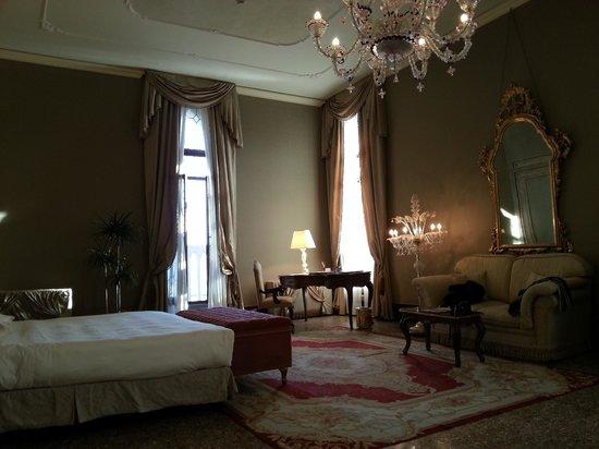 Ca'Sagredo Hotel:                   Presidential Suite