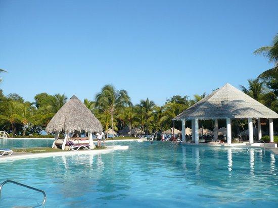 Paradisus Rio de Oro Resort & Spa:                   Pool area                 
