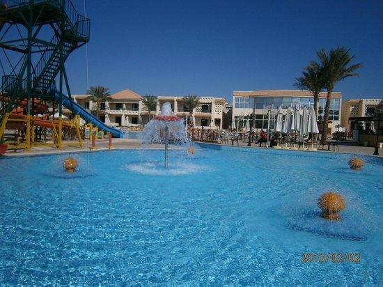 Island Garden Resort:                   Hotelowy basen