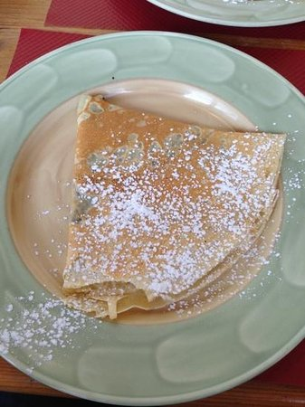 Léna Cooking Crêperie :                   crêpe au chocolat
