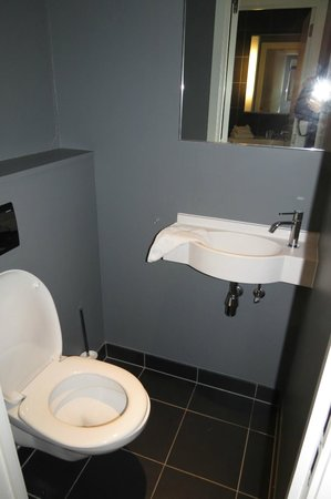 Adagio Brussels Grand Place:                   Eau de toilet