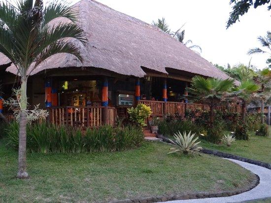 Puri Dajuma Cottages: Restaurant