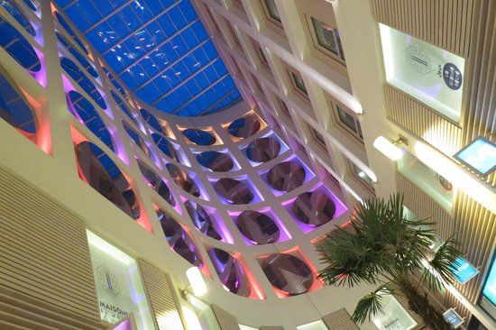 ‪‪Adagio Brussels Centre Monnaie‬:                   Room window from outside