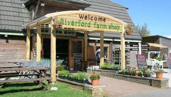 Ben's Organic Farm Shop and Cafe: Welcome to Riverford Farm Shop- Yealmpton