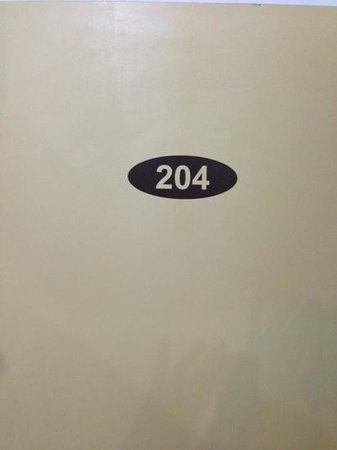 City Lodge:                   dreaded room 204