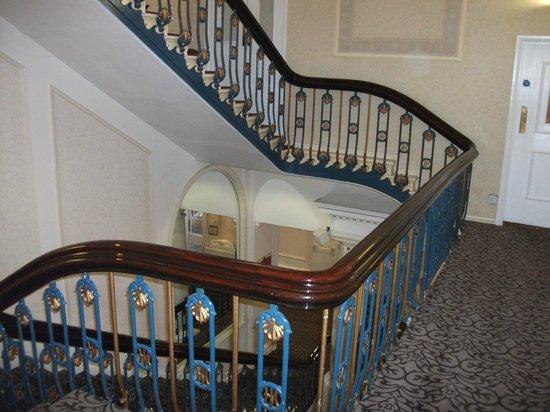 Mercure Brighton Seafront Hotel:                   Corridor