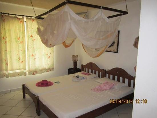 Diani Sea Lodge:                   our room