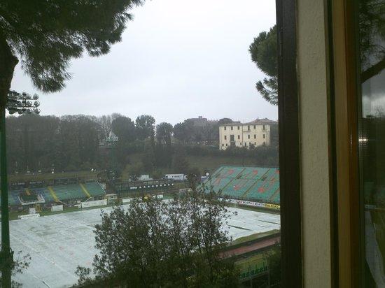 Hotel Chiusarelli: vista camera