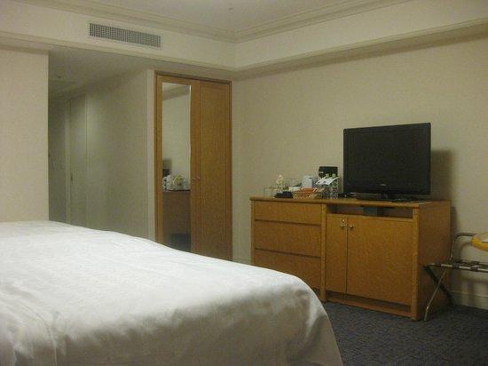 Sheraton Grande Tokyo Bay Hotel:                   客室3