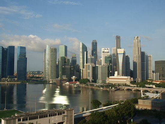 리츠칼튼 밀레니아 싱가포르 사진