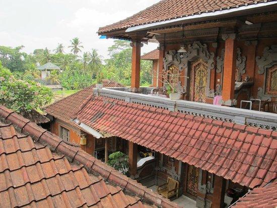 Kori Bali Inn:                   View
