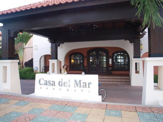 Casa del Mar, Langkawi:                   Casa del Mar