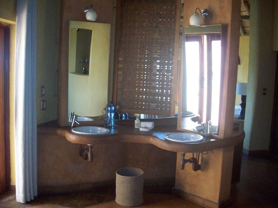 Madikwe Safari Lodge:                   Bagno