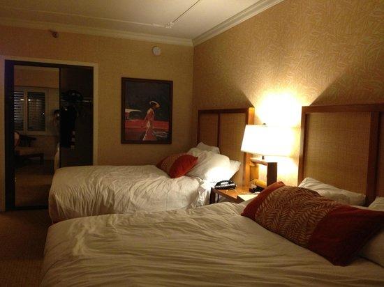 Tropicana Las Vegas - A DoubleTree by Hilton Hotel:                   室内 ツイン                 