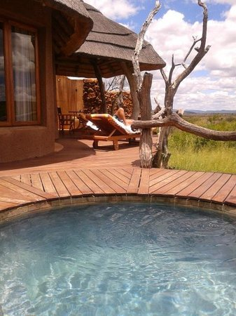 Madikwe Safari Lodge:                   Esterno