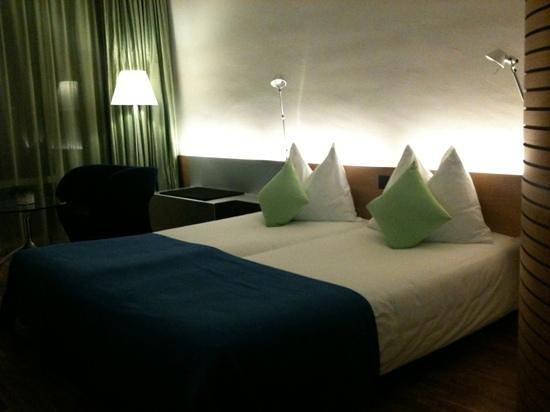 Hotel Sedartis: Bedroom
