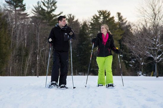Sherwood Inn: Cross-country Skiing