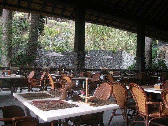 Palmitos Park: Restaurant