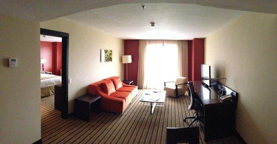 Renaissance Caracas La Castellana Hotel: Suite