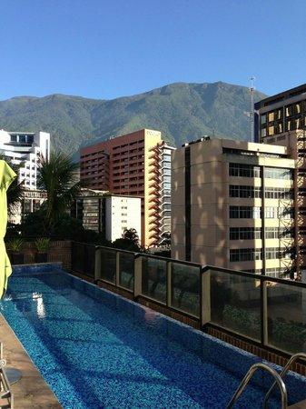Renaissance Caracas La Castellana Hotel: Bella vista!