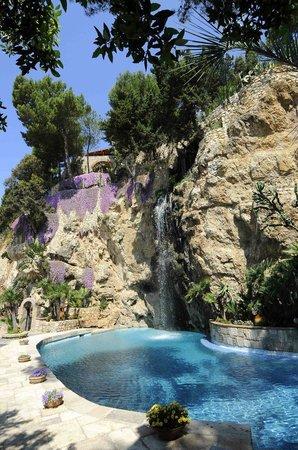Aeneas' Landing : vista della cascata