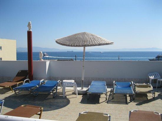 كوستا بالاس:                   View from pool terrace                 