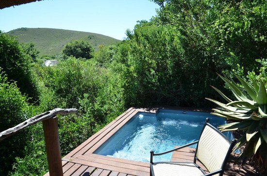 Shamwari Game Reserve Lodges: chalet #5