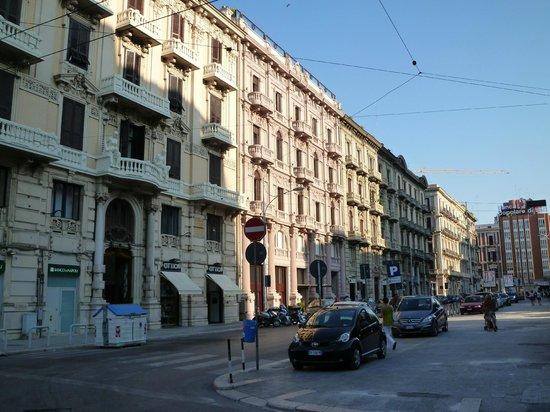 Hotel Oriente:                   ホテル
