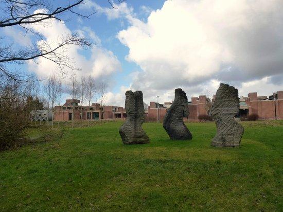 Sculpture de gadenne dans le parc du lam photo de mus e d 39 art moderne - Musee art moderne villeneuve d ascq ...