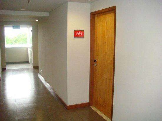 เมอร์เคียว บาหลี ฮาเวสท์แลนด์ คูตา: my room number