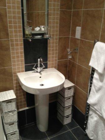 Tyn-y-Fron Luxury B&B:                   Bathroom