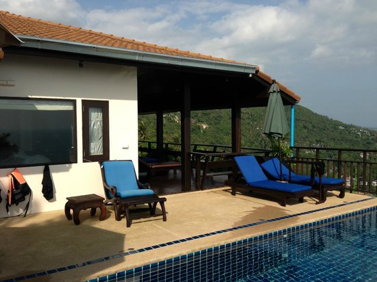 Sandalwood Luxury Villas:                   Our villa
