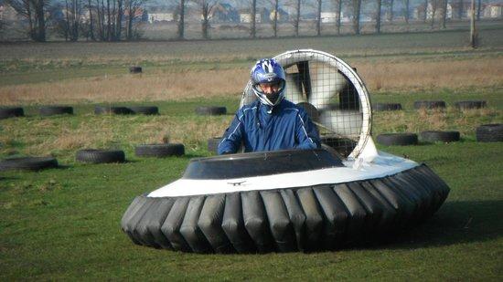 Flo-ridaz Hovercraft:                   One man hovercraft - Brilliant Fun at Flo-Ridaz