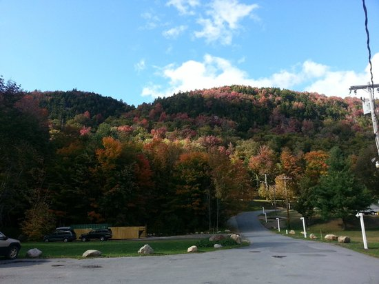 The North Woods Inn: Fall Foliage
