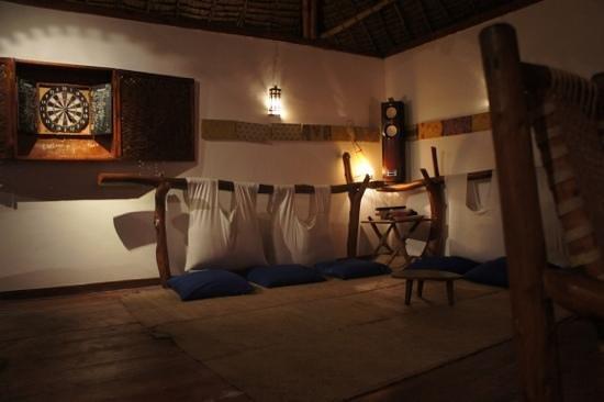 Hakuna Majiwe Lodge: relax!