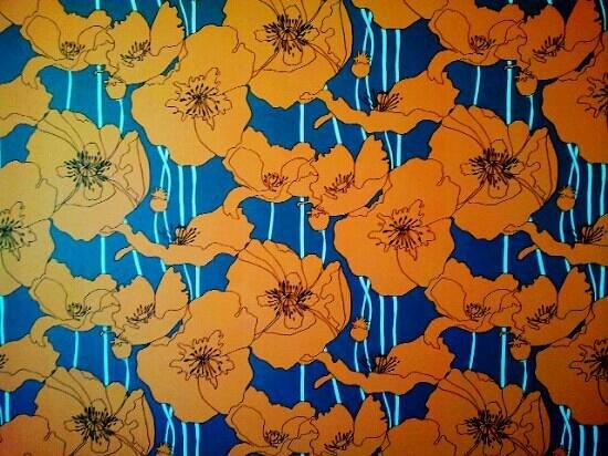 Van der Valk Hotel Duiven :                   papier peint chambre