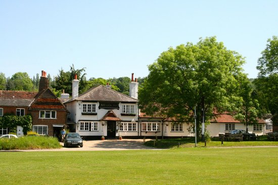 The Red Lion Inn: The Red Lion on the Village Green