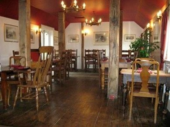 The Red Lion Inn: Our extended restaurant / function room