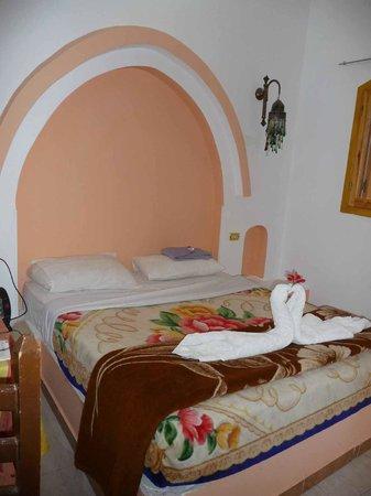 Hotel Sheherazade:                   My room