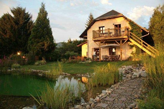 La maison photo de la jument verte aix les bains for De la maison avis