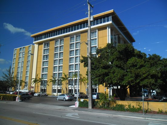 Holiday Inn Miami International Airport:                   Hotel en miami