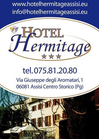 HOTEL HERMITAGE ASSISI
