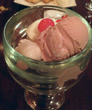 Siam Thai Restaurant:                   Rainbow Ice Cream