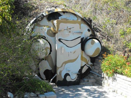 Riviera Beach, FL:                   JFK Florida Bunker