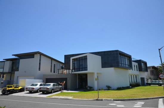Kite Mansion Cape Town :                   House