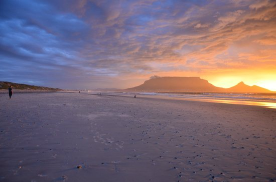 Kite Mansion Cape Town :                   Sunset Beach
