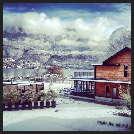 Hotel Clos Marcel:                   un hiver au Clos Marcel